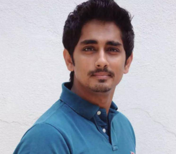actor siddharth about covid 19 vaccine