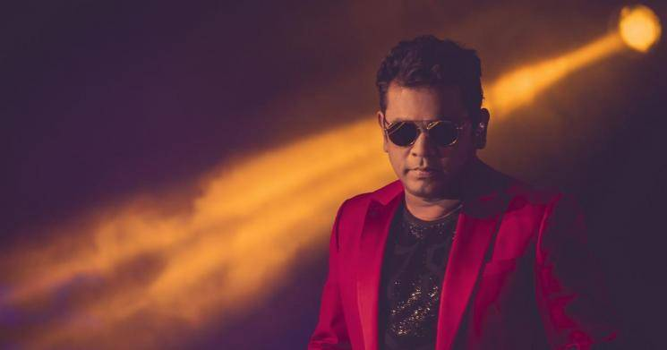 master poovaiyar joins with ar rahman for one more time