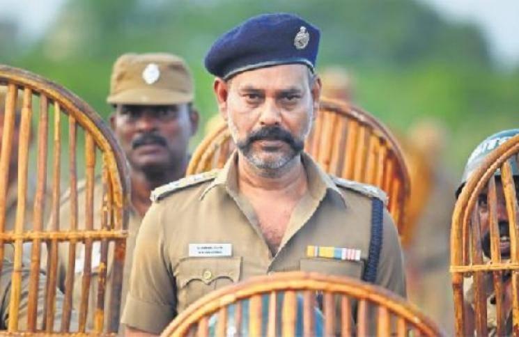 bharathi raja appreciates actor natti for his work in karnan movie