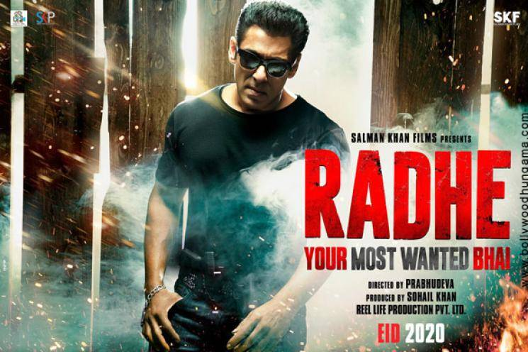 salman khans radhe title track is out now