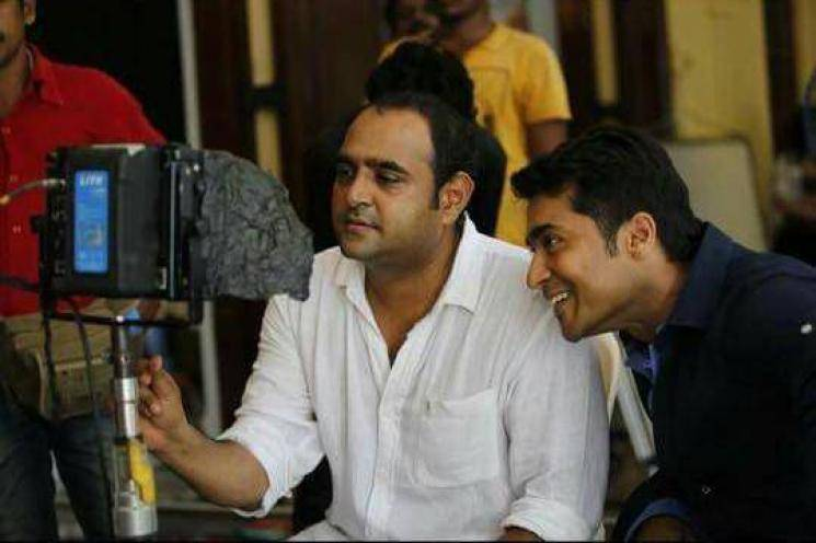 vikram k kumar new movie thank you movie completes the schedule
