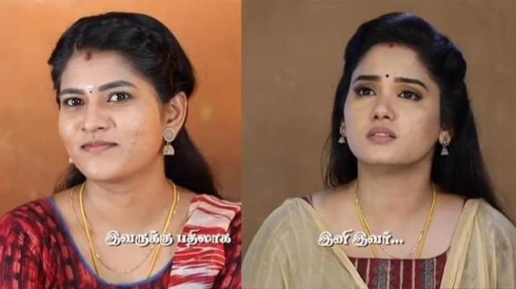 pandian stores saai gayathri episodes started vj deepika final message to fans