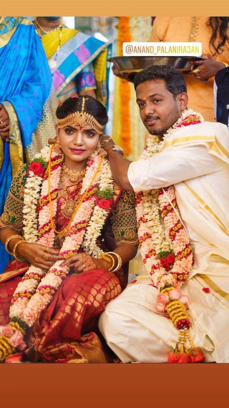nayagi serial fame pradeepa muthu gets married picture turns viral