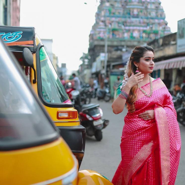 nayagi fame sushma nair opens up about her next serial thamizhum saraswathiyum