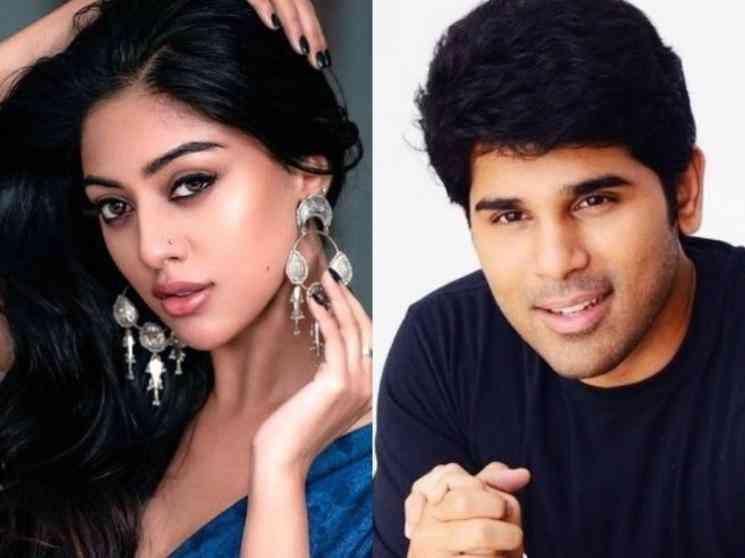 அல்லு சிரிஷ்-அனு இமானுவேல் படத்தின் ரொமான்டிக் போஸ்டர்!!! - Tamil Movies News