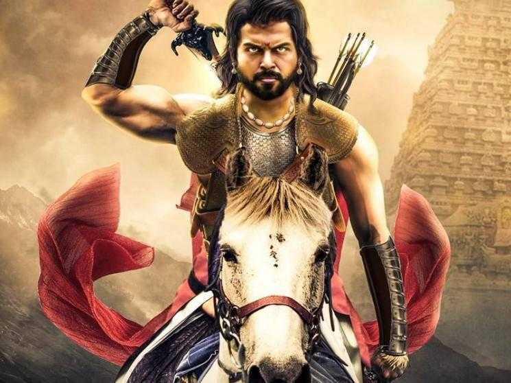 BIG NEWS: Karthi wraps up the shoot of Mani Ratnam's Ponniyin Selvan - tweet goes viral!
