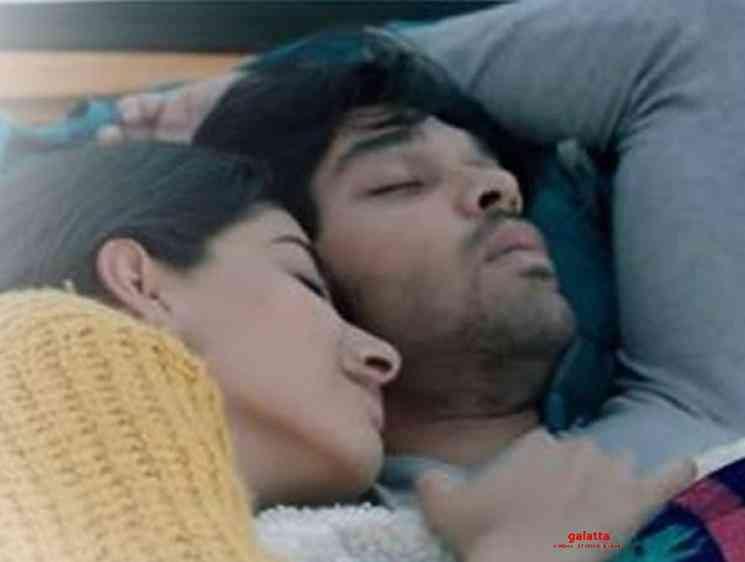 Idhu Enna Maayamo Full Video Song Dhruv Vikram Banita Sandhu - Movie Cinema News