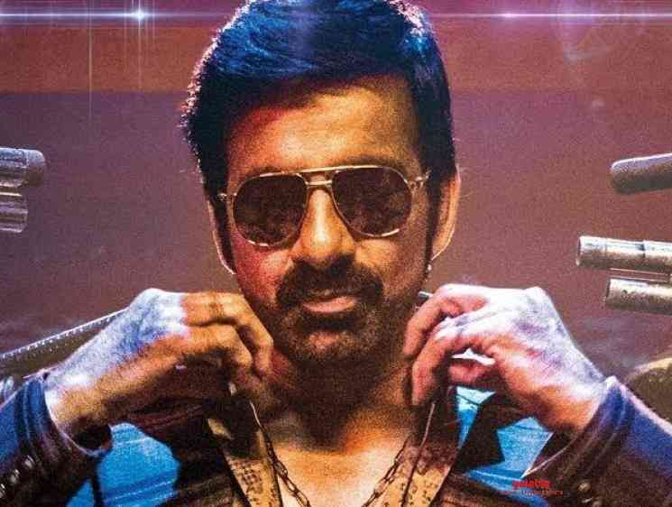Freak Out Theme Video Song Disco Raja Ravi Teja ThamanS - Movie Cinema News