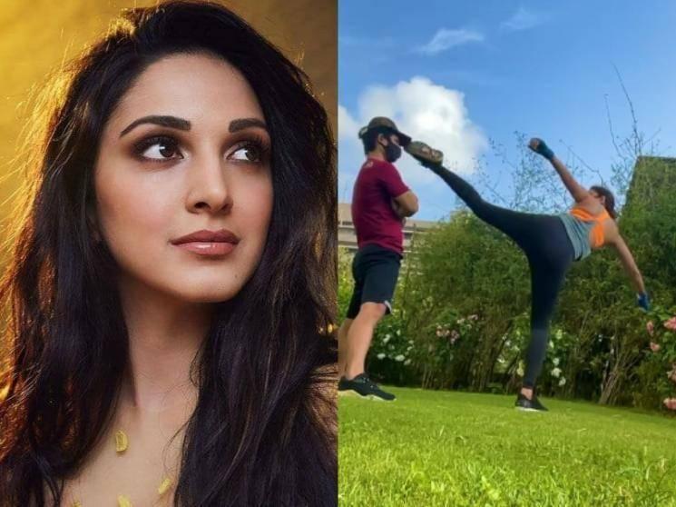 சோசியல்மீடியாவை அதிர வைத்த கயரா அத்வானி!-வைரல் வீடியோ இதோ! - Latest Tamil Cinema News