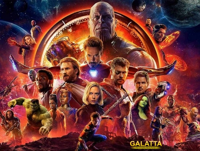 Avengers infinity war gets competition from three tamil films - Tamil Movie Cinema News