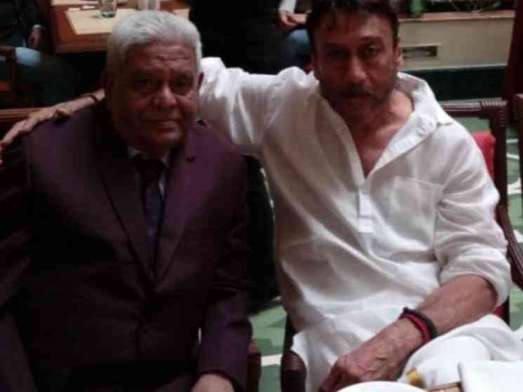 Jackie Shroff's make-up man Shashi Satam passes away, posts emotional tribute on their 37 years of friendship! - Tamil Cinema News