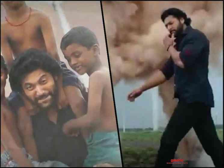 Karthi Sulthan Jai Sulthan Full Video Song Vivek Mervin Anirudh Rashmika - Movie Cinema News