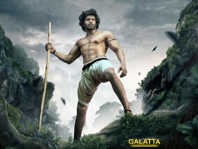 Arya's kadamban is stunning - Tamil Movie Cinema News