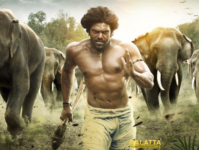 Arya's kadamban gets a clean 'u' certificate - Tamil Movie Cinema News