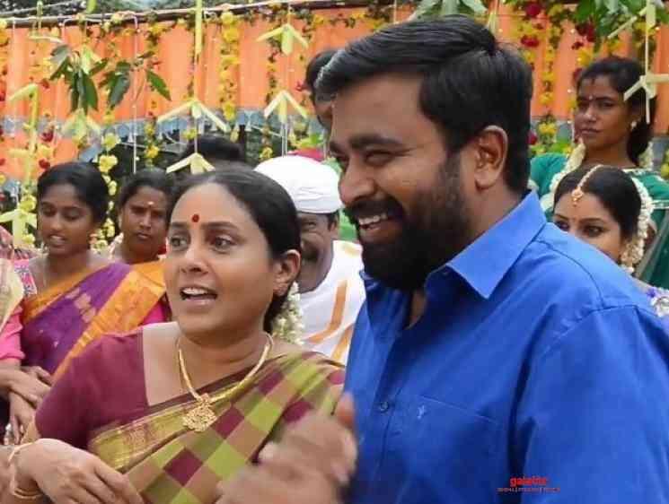 Divya Sathyaraj starts the Mahilmadhi movement - Movie Cinema News