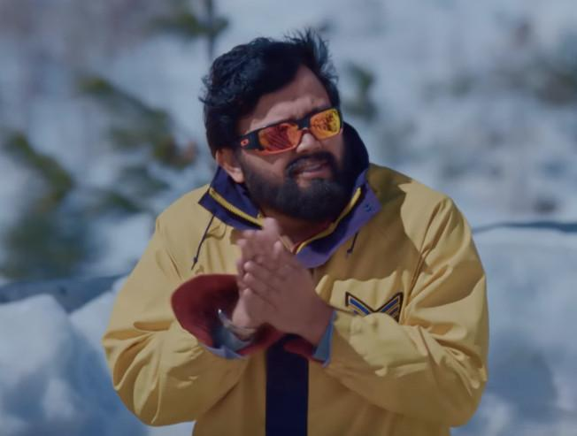 Golden Star Ganesh featuring Gamyave video song from 99 Kannada remake of Vijay Sethupathi 96 - Tamil Movie Cinema News