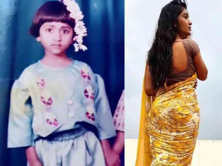 பிரபல சீரியல் நடிகையின் மிரட்டல் ட்ரான்ஸ்பர்மேஷன் ! வைரல் வீடியோ - Latest Tamil Cinema News