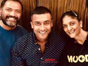 Suriya Soorarai Pottru teaser release date Pongal 2020 GV Prakash - Tamil Movie Cinema News