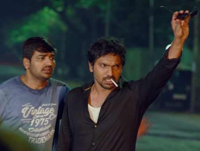 Taana Deleted Scene Vaibhav Reddy Nandita Swetha Yogi Babu - Movie Cinema News