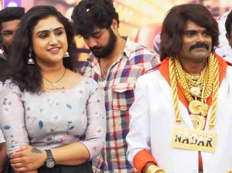 Vanitha vijayakumar new movie 2k azhaganathu kaadhal hari nadar