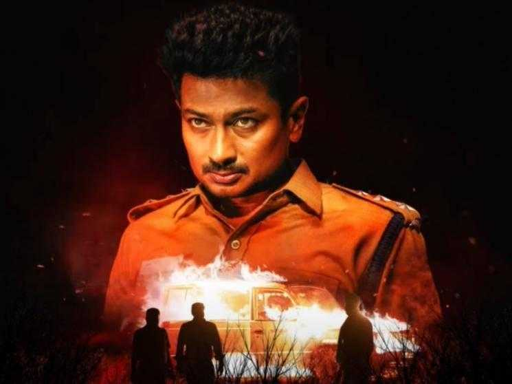 WOW: Udhayanidhi Stalin's Article 15 remake - Nenjuku Needhi motion poster | Arunraja Kamaraj
