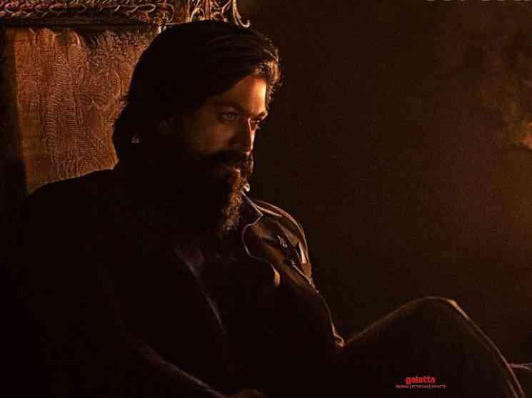 Yash KGF Chapter 2 teaser on January 8 Prashanth Neel ...