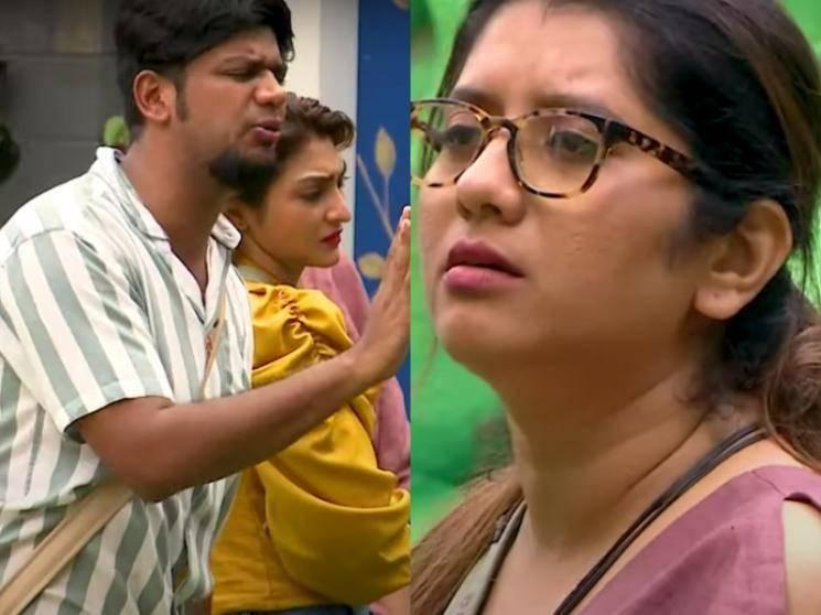 பெரிய புத்திசாலி மாதிரி பேசாத!!-அதிரடியான பிக்பாஸ் 5 ப்ரோமோ! - Latest Tamil Cinema News