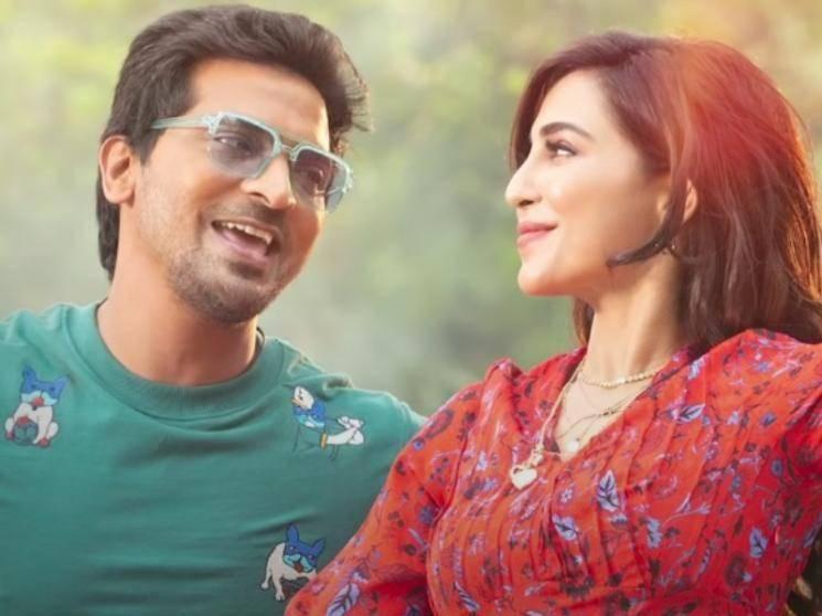 ஆலம்பனா படத்தின் துள்ளலான முதல் பாடல் இதோ!!! - Latest Tamil Cinema News