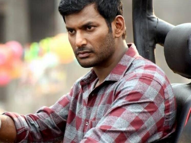 அதிரடியாக வெளியான விஷால் 32 டைட்டில் டீசர்!!! - Tamil Movies News