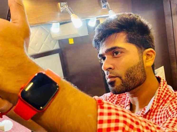 வைரலாகும் STR-ன் புதிய புகைப்படம் ! - Tamil Movies News