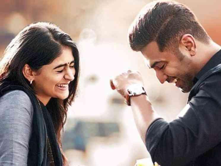 அருண் விஜயின் சினம் படம் குறித்த ருசிகர தகவல் ! - Tamil Movies News