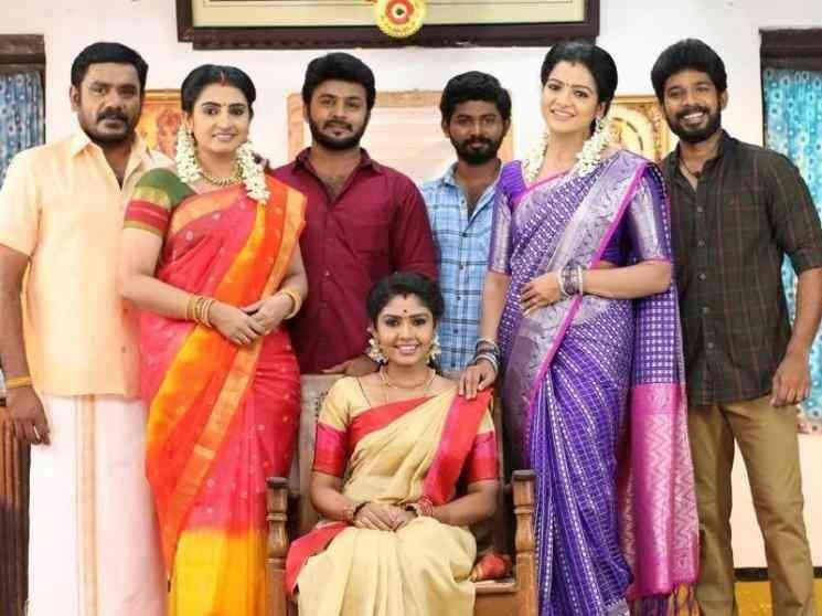 மருத்துவமனையில் பாண்டியன் ஸ்டோர்ஸ் நடிகை ! விவரம் உள்ளே - Tamil Movies News