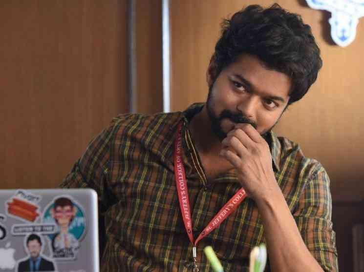 மாஸ்டர் வீடியோ பாடல்கள் படைத்த வேற லெவல் சாதனை ! - Tamil Movies News