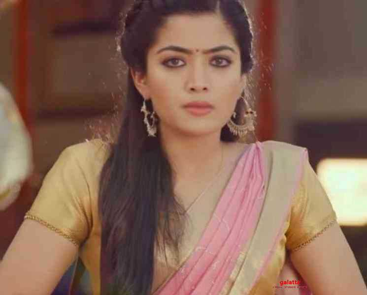 சுல்தான் ரிலீஸ் குறித்து ராஷ்மிகா பதிவு ! - Tamil Movies News