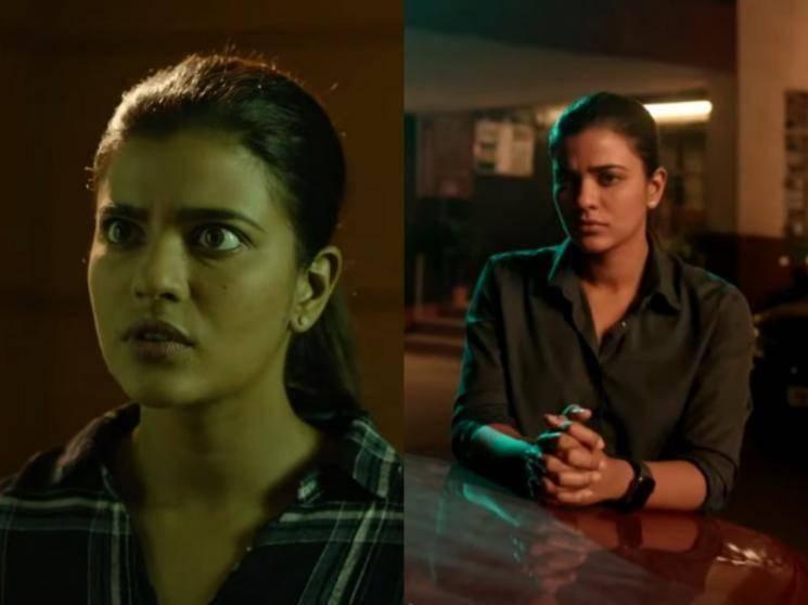 Aishwarya rajesh thittam irandu trailer released | Galatta