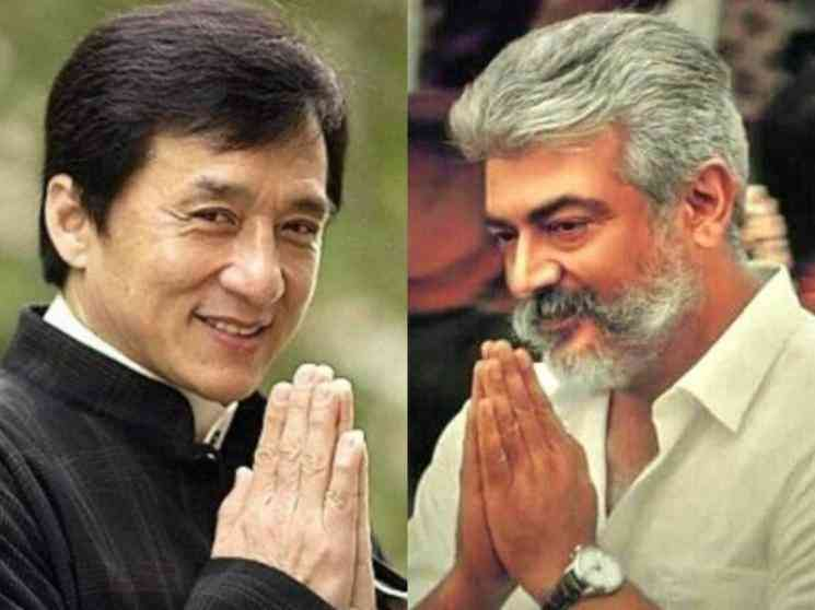 தல அஜித் பாணியில் அறிக்கை வெளியிட்ட நடிகர் ஜாக்கி சான் !- Latest Tamil Cinema News