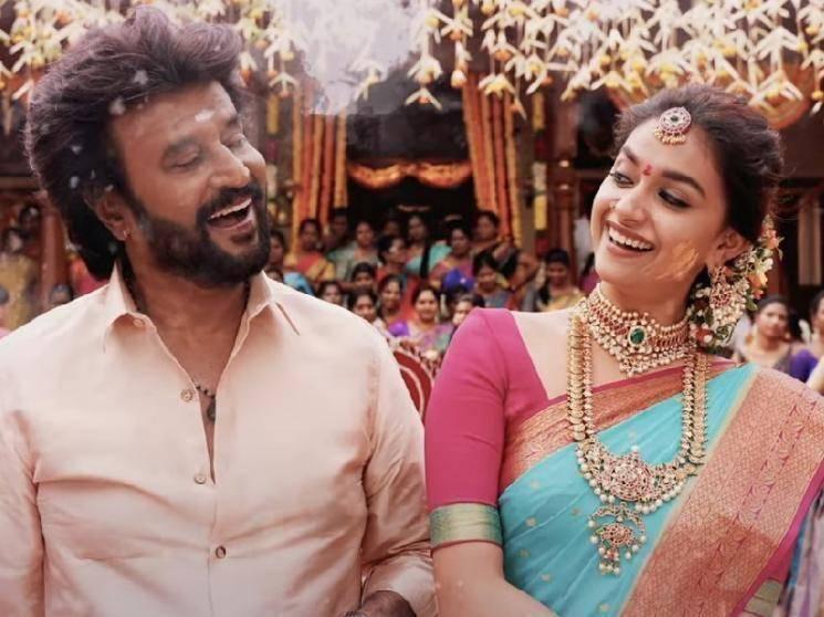 அண்ணாத்த படத்தின் அசத்தலான மருதாணி பாடல் இதோ ! - Latest Tamil Cinema News