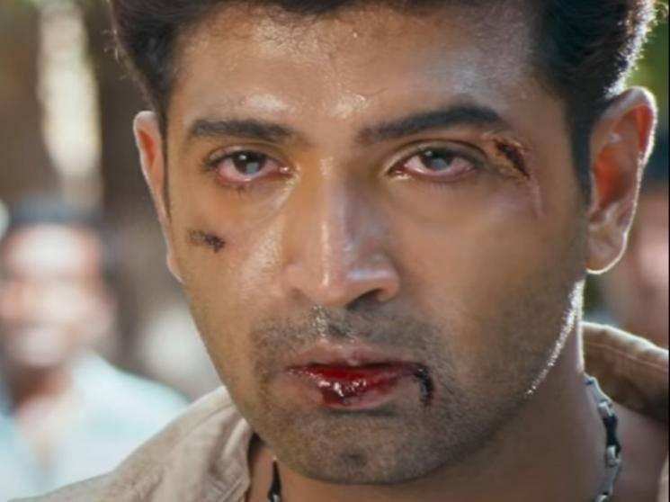 அருண் விஜய்யின் வா டீல் பட அதிரடி டீசர் இதோ!!! - Latest Tamil Cinema News