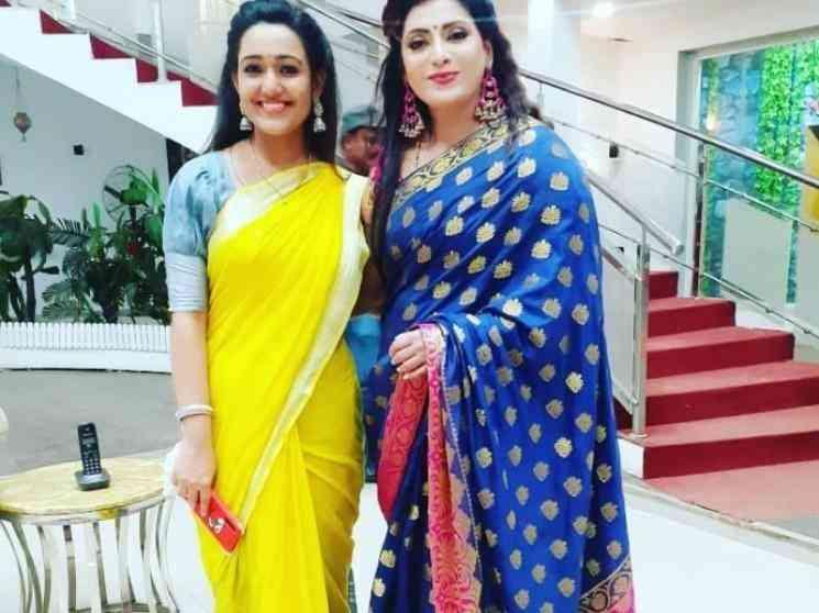 செம்பருத்தி தொடரில் நடந்த பெரிய மாற்றம் ! - Tamil Movies News
