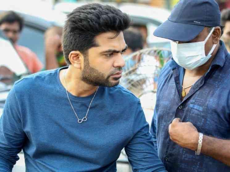 மாநாடு லுக்கில் மாஸ் காட்டும் STR...ட்ரெண்ட் அடிக்கும் ஷூட்டிங் ஸ்பாட் ஸ்டில்ஸ் ! - Tamil Movies News