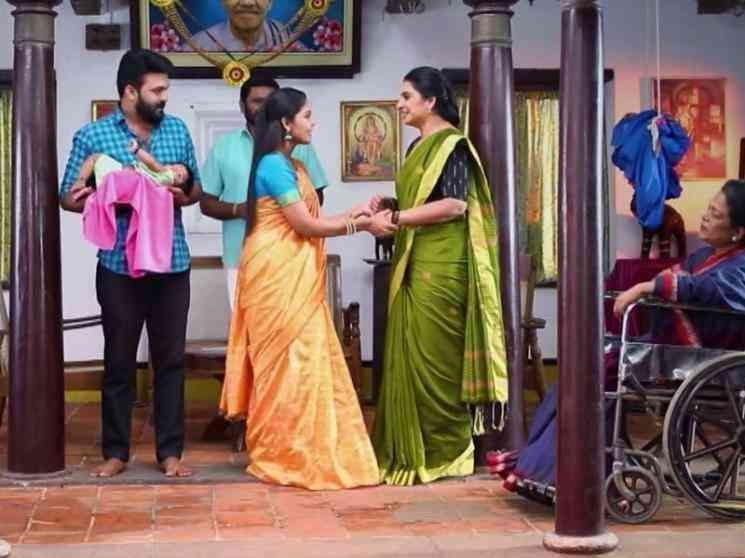 ட்ரெண்ட் அடிக்கும் பாண்டியன் ஸ்டோர்ஸ் தொடரின் புதிய ப்ரோமோ ! - Tamil Movies News