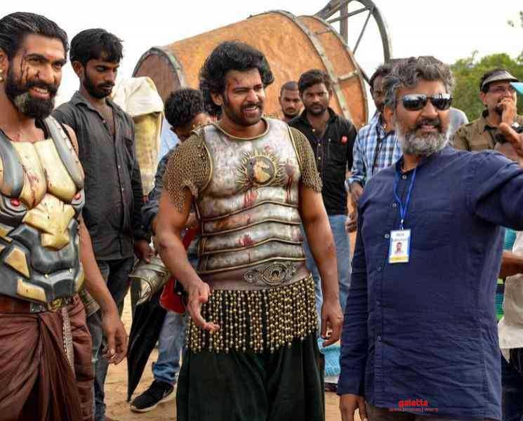 பாகுபாலி குறித்து பிரபாஸின் உருக்கமான பதிவு ! - Tamil Movies News