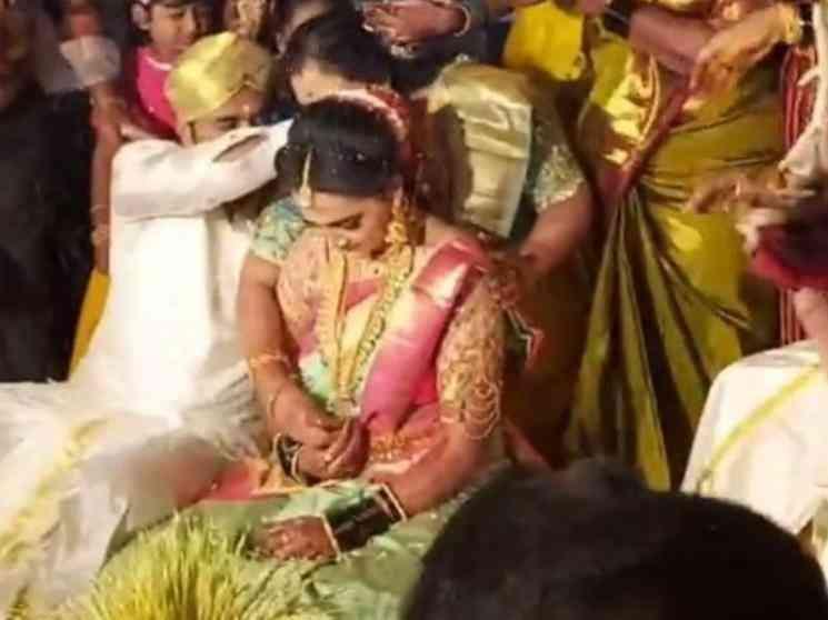 பொம்முக்குட்டி அம்மாவுக்கு சீரியல் நடிகைக்கு திருமணம் ! விவரம் உள்ளே - Tamil Movies News
