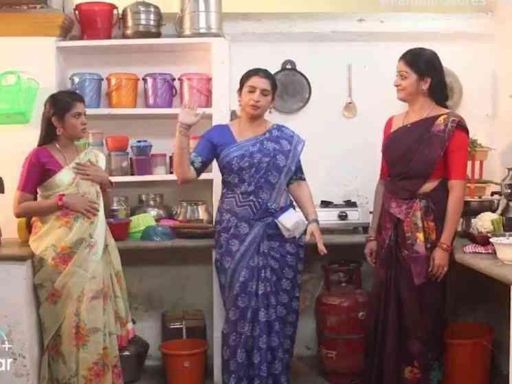 மீனாவை வெச்சு செய்த தனம் மற்றும் முல்லை !- Latest Tamil Cinema News