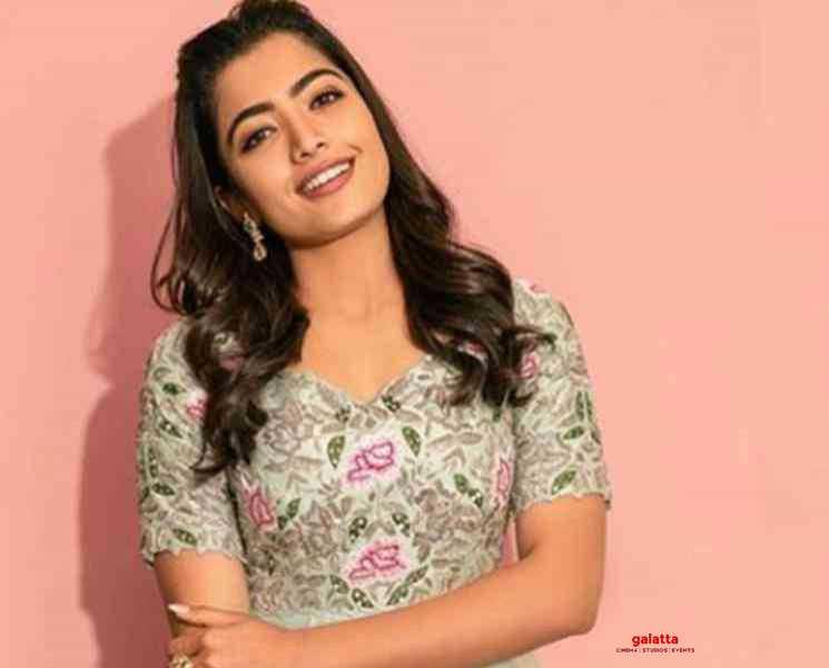 புஷ்பா படத்திற்காக தயாராகும் ராஷ்மிகா மந்தனா ! - Tamil Movies News