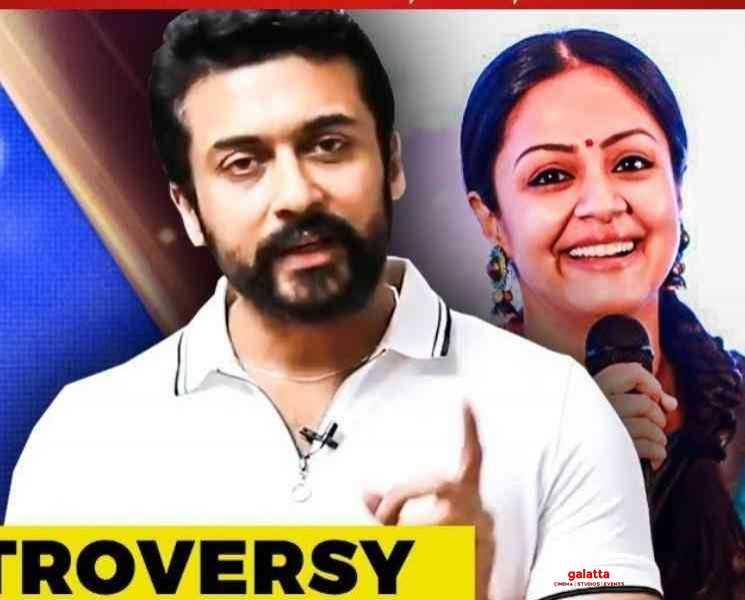 ஜோதிகா விவகாரம் : மனைவிக்கு ஆதரவாக களமிறங்கிய சூர்யா ! - Tamil Movies News