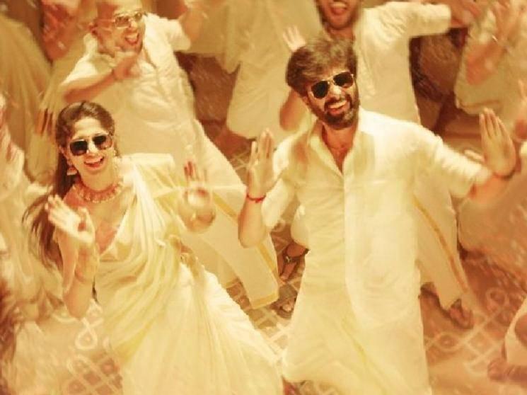 அஷ்வினின் அடிபொலி பாடல் படைத்த அமர்க்களமான சாதனை ! - Tamil Movies News