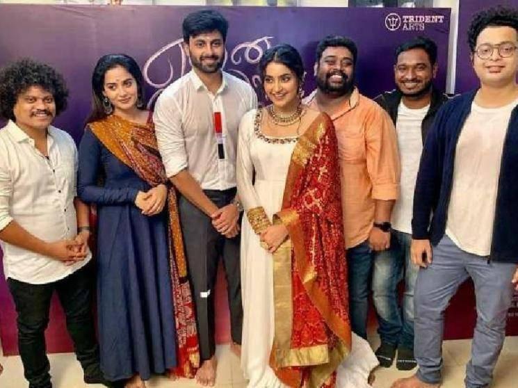 அஷ்வினின் என்ன சொல்ல போகிறாய் படத்தின் தற்போதைய நிலை ! - Latest Tamil Cinema News