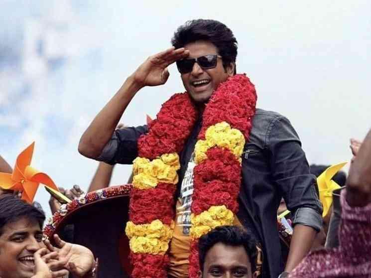 இன்ஸ்டாகிராமில் புதிய சாதனை படைத்த சிவகார்த்திகேயன் !- Tamil Movies News