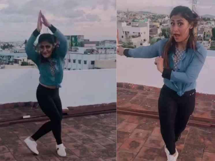 வாத்தி கம்மிங் பாடலுக்கு வெளுத்து வாங்கும் குக் வித் கோமாளி பிரபலம் ! - Tamil Movies News